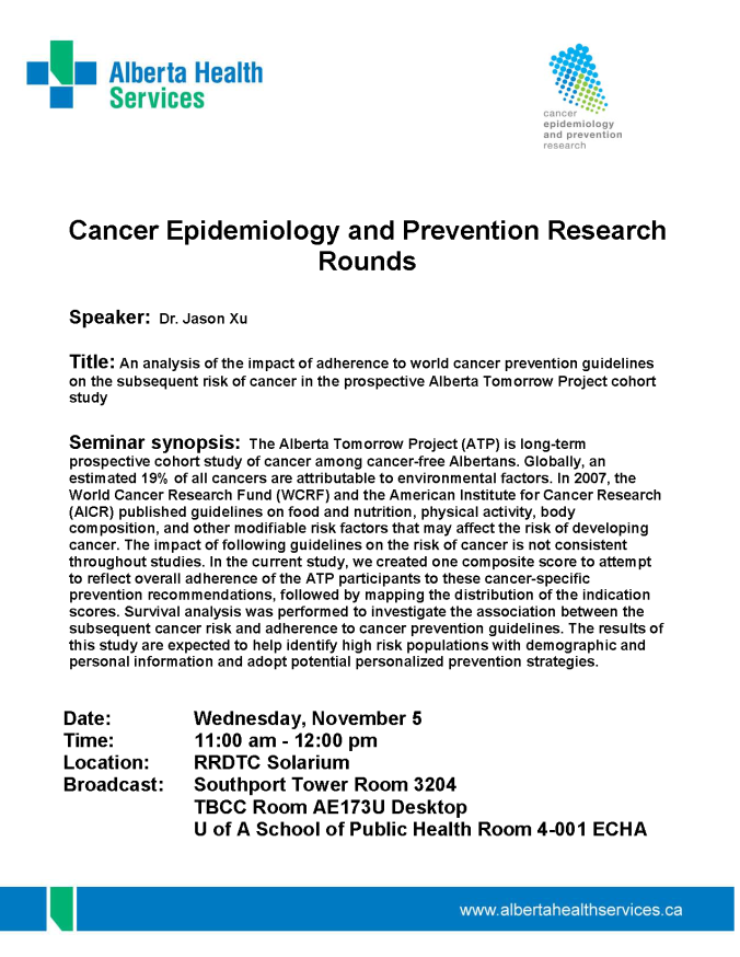 Rounds Poster for 5Nov14