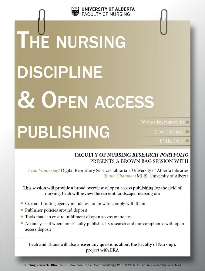 Open Access Publishing 14JAN2015