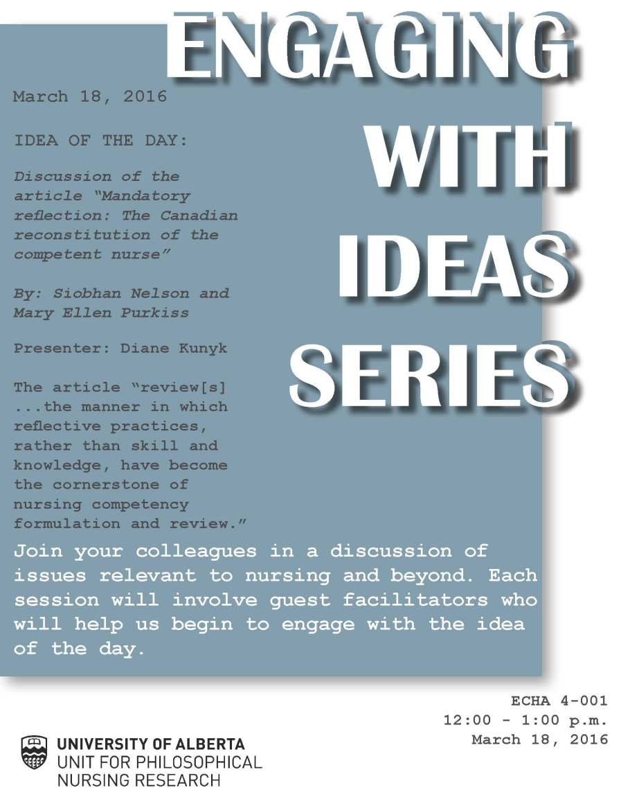 2015 Engaging With Ideas Series LTR March