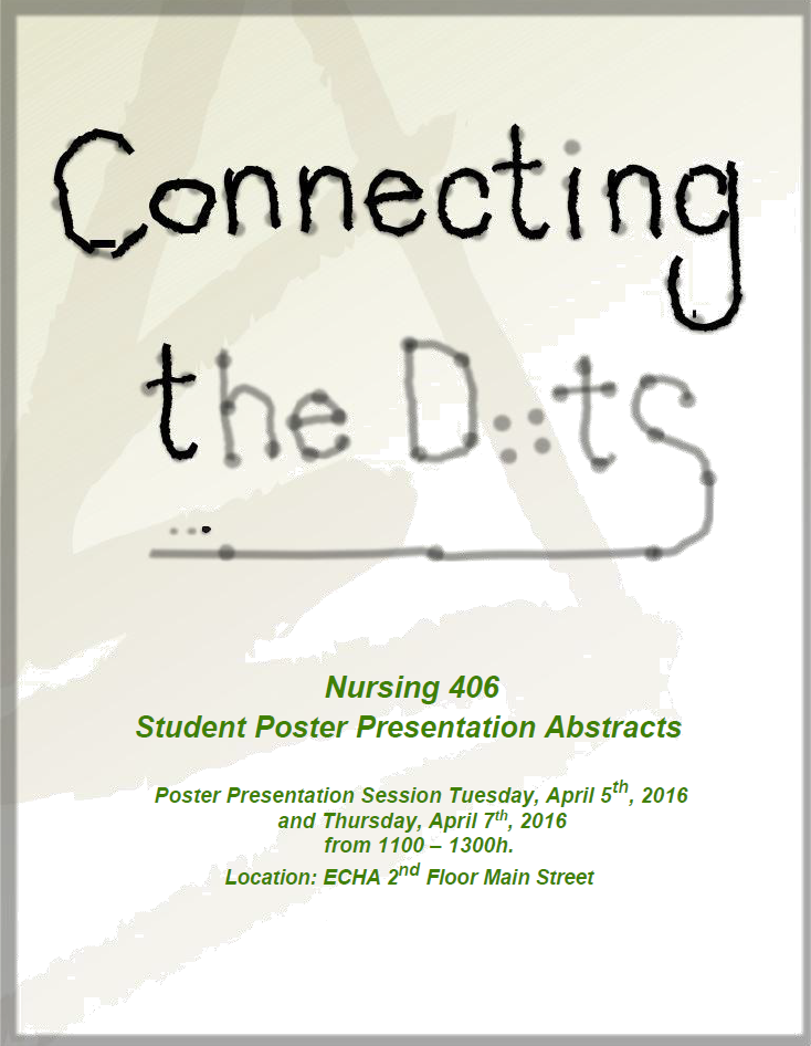 Connecting the Dots Poster